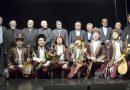 Выступление Казахской Национальной Музыкальной Группы «Сарыарка»