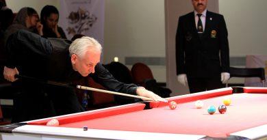 «Кубка дипломатов»  турнир по бильярду