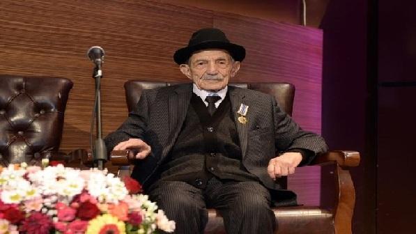 В Центре мугама прошел вечер, посвященный 100-летию Дуньямалы Керема, — самого пожилого поэта в мире