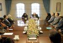 Новый Президент ИК ОЭС провел совещание с сотрудниками Института.